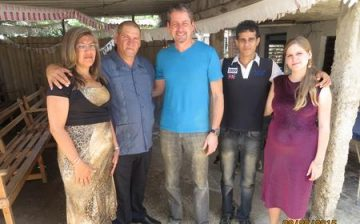 Pastors Visit and Minister in Cuba